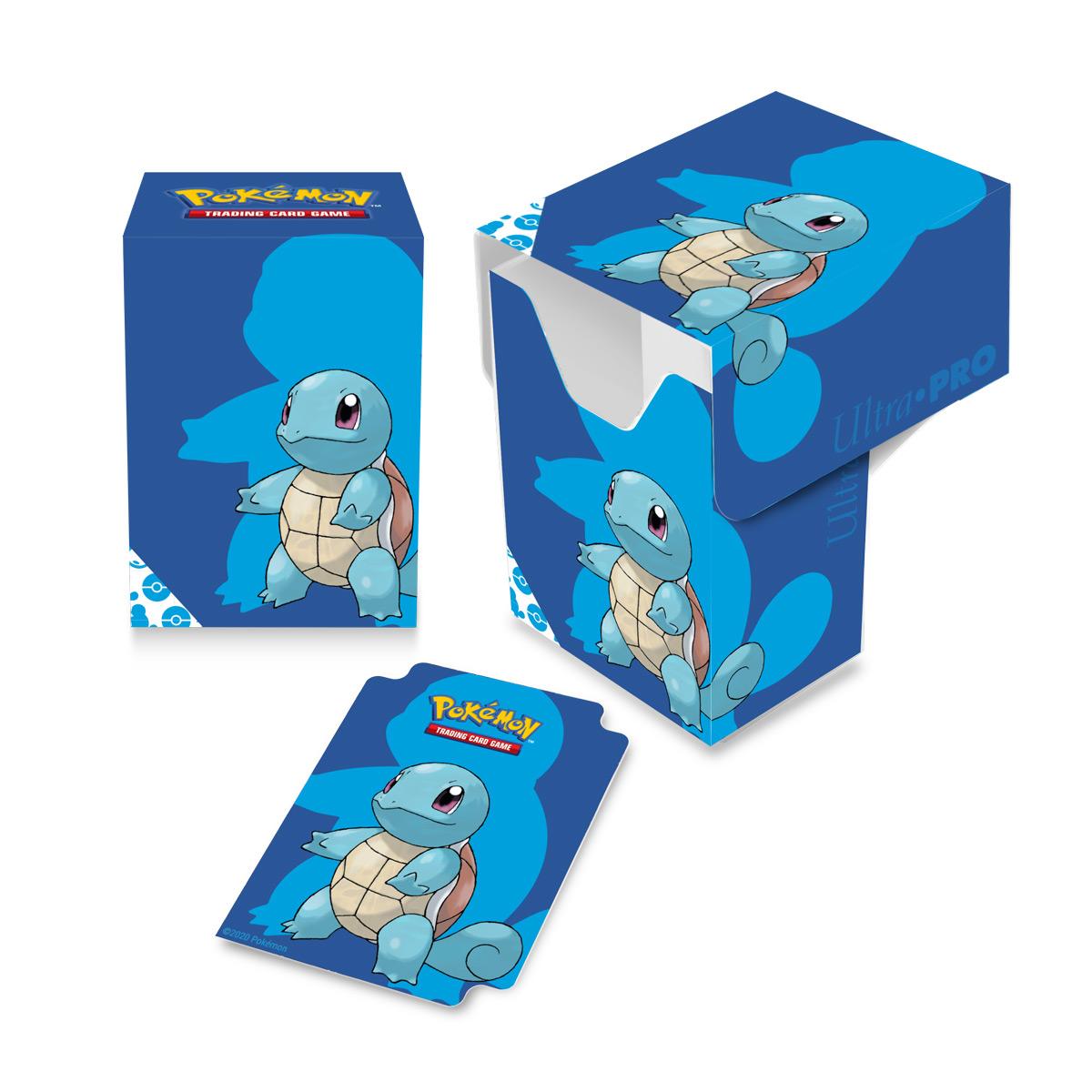 Ultra Pro Deck Box Pokémon Squirtle 2020 boîte de rangement pour cartes 153885