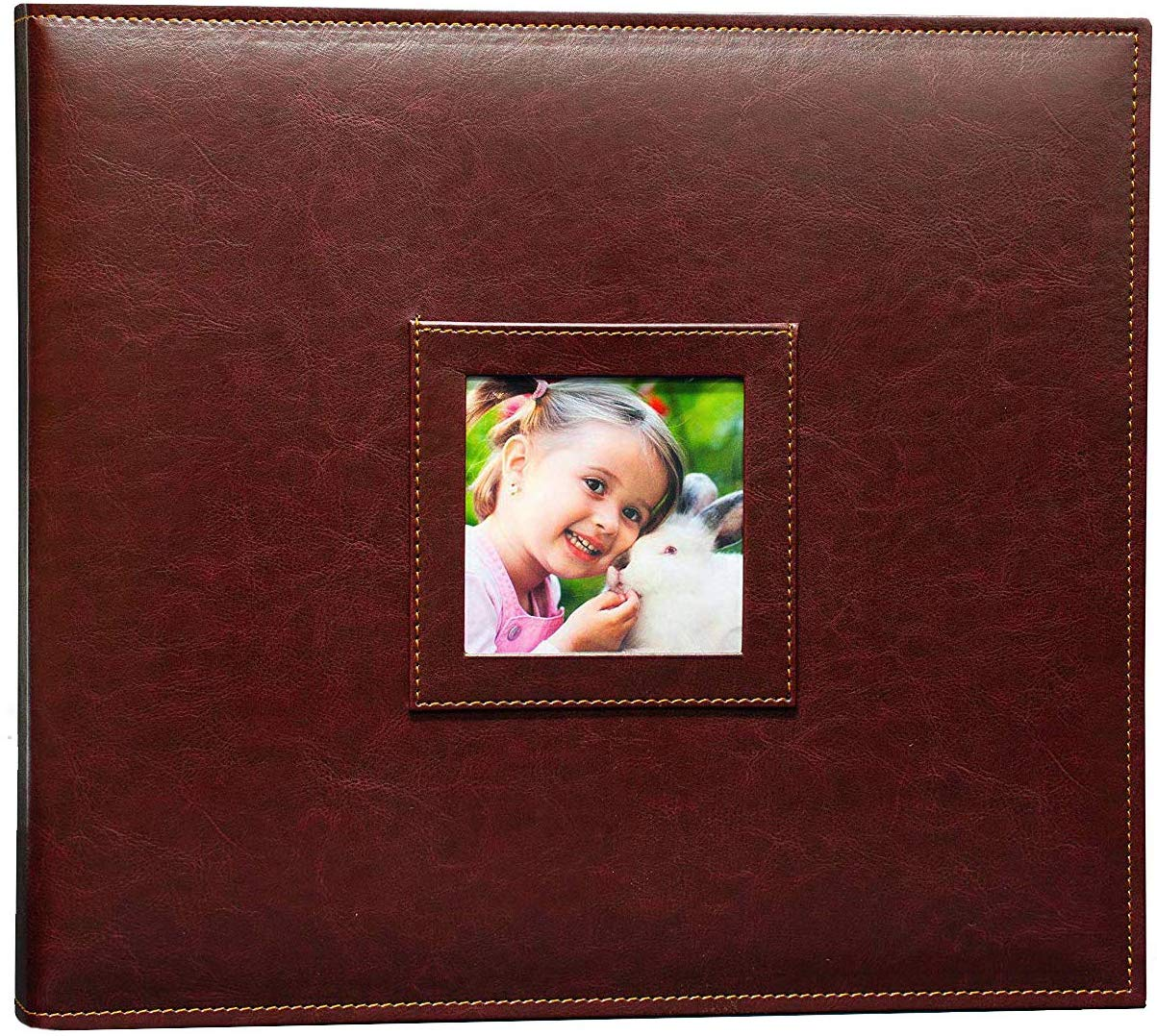 3 Ring Brown 12 X 12 Photo And Scrapbook Album Ultra Pro