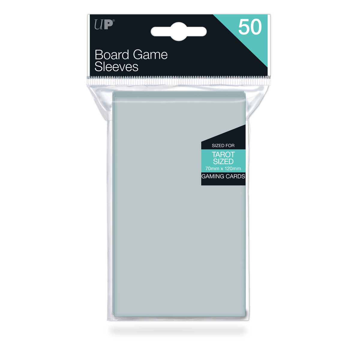 Board Game Sleeves 70x120mm Tarot Card Game Kartenhüllen Clear *NEU /& OVP* 100