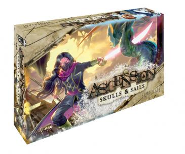 Ascension (15th Set): Skulls & Sails