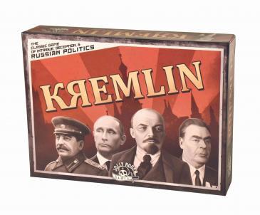 Kremlin - A Game of Political Intrigue