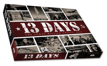 13 Days - The Cuban Missile Crisis, 1962