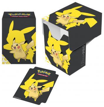 Full View Deck Box Pikachu for Pokémon 2019