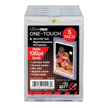 130PT UV ONE-TOUCH Magnetic Holder (5 count retail pack)