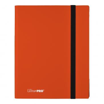 9-Pocket Eclipse Pumpkin Orange PRO-Binder