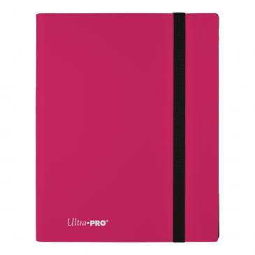 9-Pocket Eclipse Hot Pink PRO-Binder