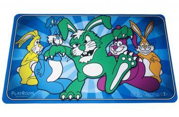 Killer Bunnies Playmat