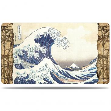 Fine Art Playmat The Great Wave Off Kanagawa