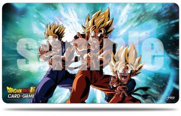 Dragon Ball Super Playmat Family Kamehameha