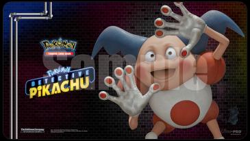 Mr Mime // Pantimos Pokemon Meisterdetektiv Pikachu Spielmatte