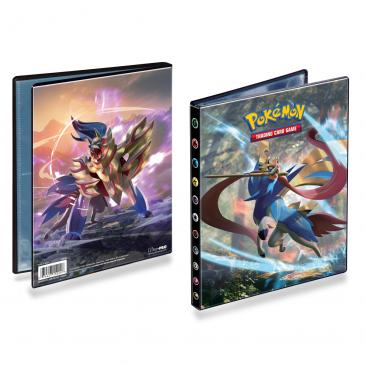 Sword and Shield 1 4-Pocket Portfolio for Pokémon