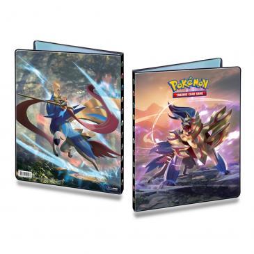 Sword and Shield 1 9-Pocket Portfolio for Pokémon