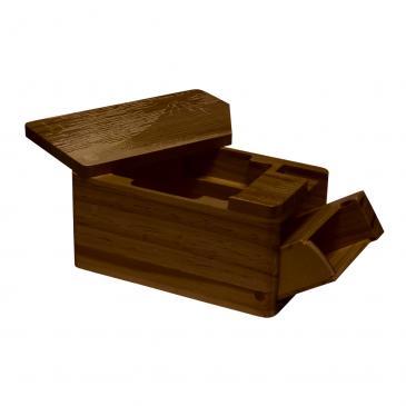 Hako Deck Box - Red Fuji