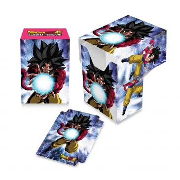 Dragon Ball Super Full View Deck Box Super Saiyan 4 Goku