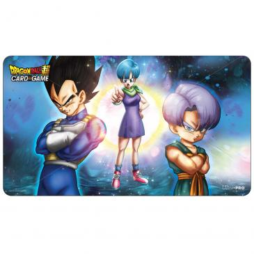 Dragon Ball Super Playmat Bulma, Vegata, and Trunks