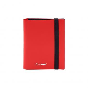 2-Pocket Eclipse Apple Red PRO-Binder