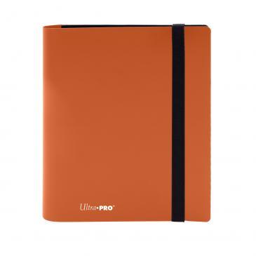 4-Pocket Eclipse Pumpkin Orange PRO-Binder