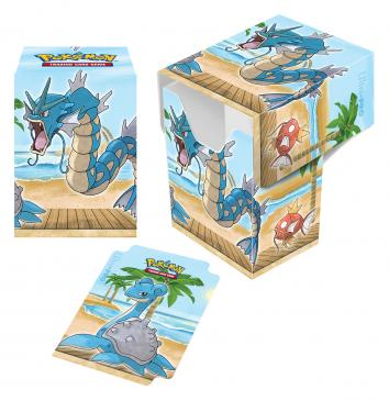 Gallery Series Seaside Full View Deck Box for Pokémon