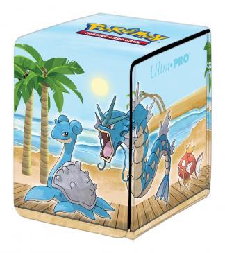 Gallery Series Seaside Alcove Flip Deck Box