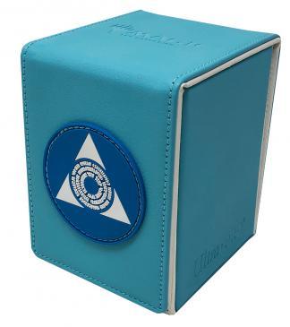 Azorius Alcove Flip Box for Magic: The Gathering