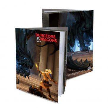 Dungeons & Dragons Character Folio - Shadow Dragon