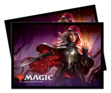 Throne of Eldraine Rowan Standard Deck Protector sleeves 100ct for Magic: The Gathering