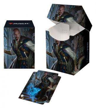 Adventures in the Forgotten Realms 100+ Deck Box V2 featuring Mordenkainen for Magic: The Gathering