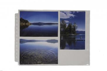 "12-Hole Horizontal Photo Page Pack for 4"" x 6"" Prints 25ct"