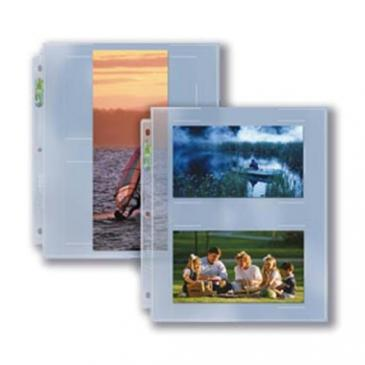 3-Hole APS Photo Page (300ct Bulk)