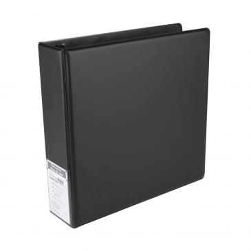 "3-Ring Black 3"" Heavy Duty Binder"