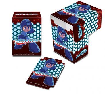 Megaman Full-View Deck Box - Megaman
