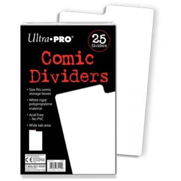 Comic Dividers