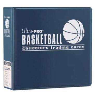 """3\"""" Blue Basketball Album"""