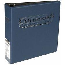 "3\"" Blue Collectors Album"