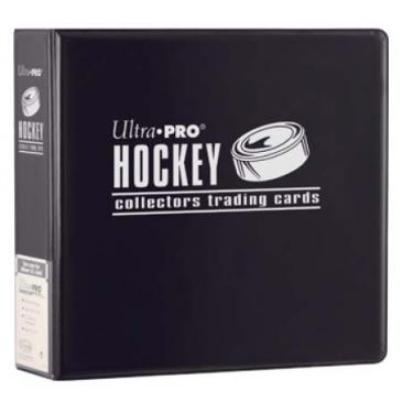 """3\"""" Black Hockey Album"""