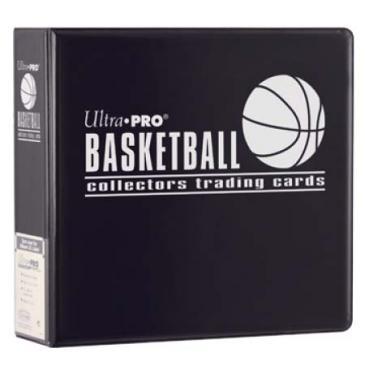 "3\"" Black Basketball Album"