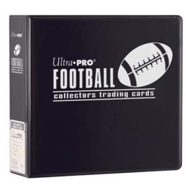 """3\"""" Black Football Album"""