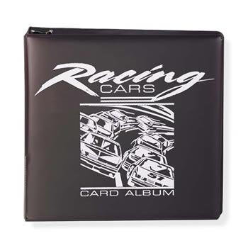 """3\"""" Black Racing Album"""