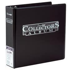 "3\"" Black Collectors Album"