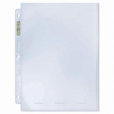 "1-Pocket Platinum Page with 8"" X 10\"" Pocket"