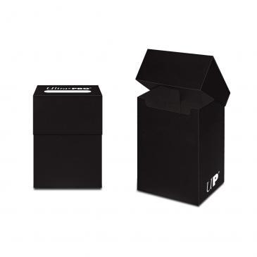 PRO 80+ Deck Box: Black