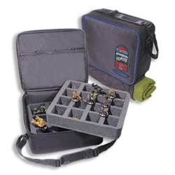 Miniatures Zippered Carrying Case