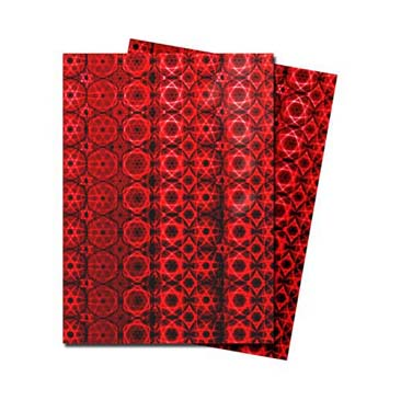Chromatic Red Standard Deck Protectors 50ct