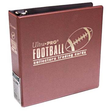"3\"" Football Pebbled Album"