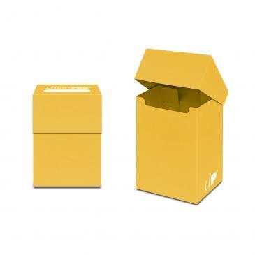 Yellow Deck Box