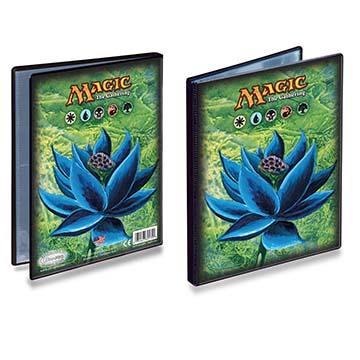 4-Pocket Black Lotus Portfolio for Magic