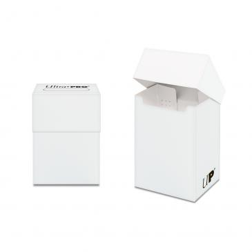 White Deck Box
