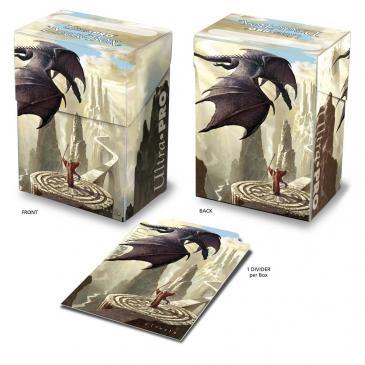 Dragon Caller Deck Box by Cireulo