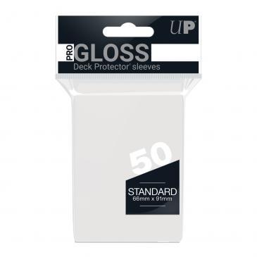 50ct Clear Standard Deck Protectors