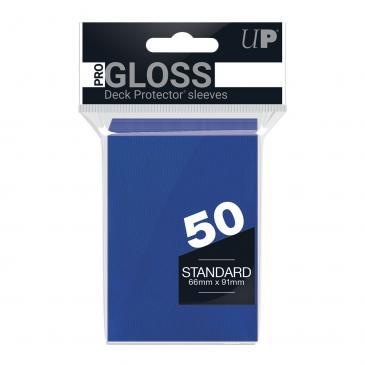 50ct Blue Standard Deck Protectors